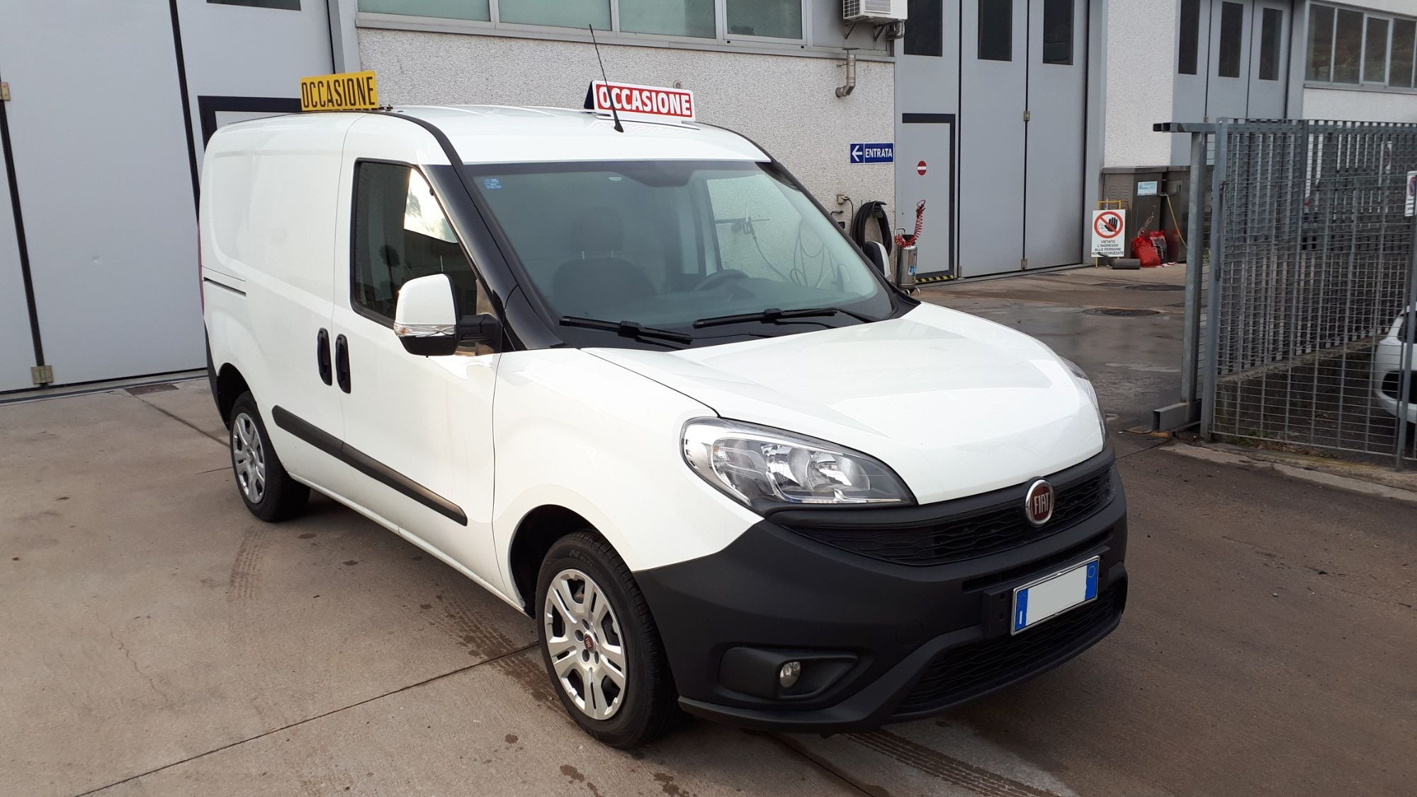 Fiat Doblò 1.3 MJT 90cv 2016